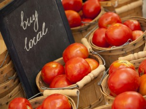 Farmer's Market - Buy Local Pic